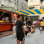 Gachapon machine in Tainan, Taiwan in Tainan, T'ai-nan, Taiwan