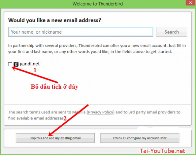 Cách sao lưu tất cả email trong tài khoản Google Gmail + Hình 3
