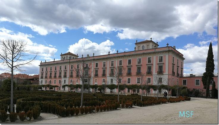 Palacio Infante Don Luis trasera recorte
