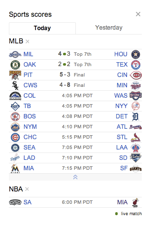 Google News Sport