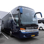 Setra VIP van Besseling Travel bus 96 ? oftwel de 100e bus