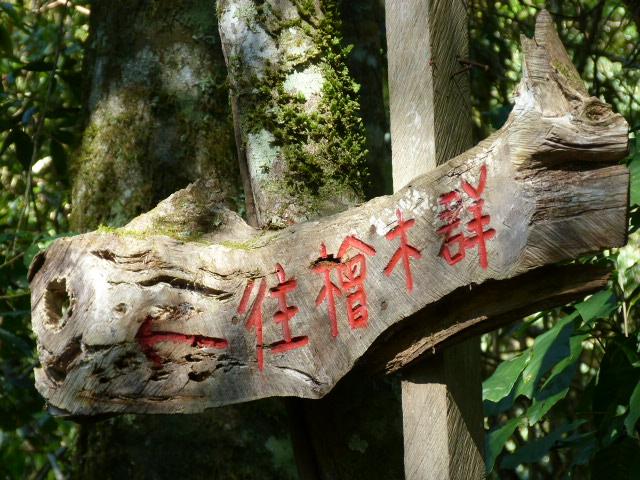 TAIWAN. Dans une region ou habitent les aborigenes de l ethnie Atayal - P1110755.JPG