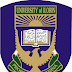 Breaking: Unilorin releases 2017/2018 pre-admission cutoff marks