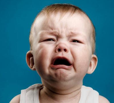 Seperti Apa Sih, Reaksi Emosi Pada Bayi ?
