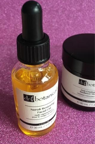 neroli facial oil
