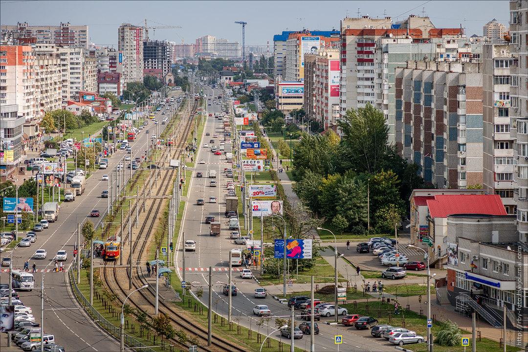 Краснодар. Юбилейный микрорайон (ЮМР). Часть 2.: rby_foto IA710