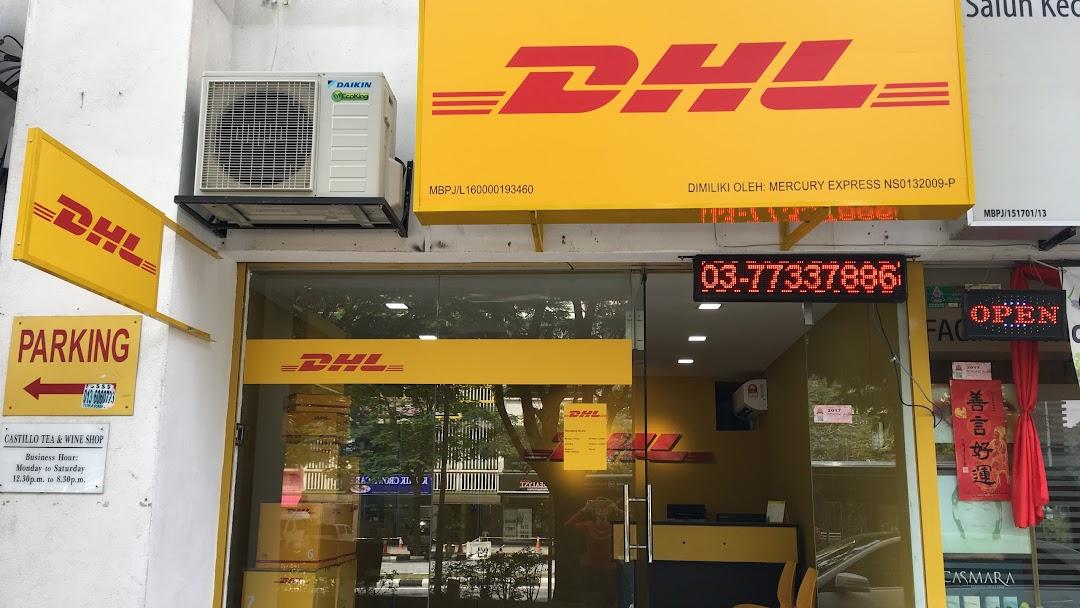 DHL Service Point Damansara Perdana - Courier Service in