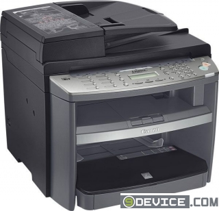 pic 1 - ways to download Canon i-SENSYS MF4380dn laser printer driver