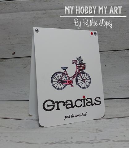 Dilo en Espanol, Dia Internacional del Scrapbooking, Ruthie Lopez, My Hobby My Art