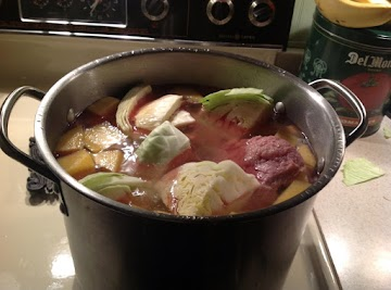 Holly's New England Boiled Dinner Recipe