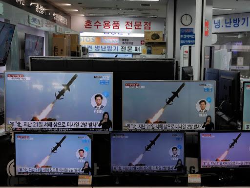 Korea Utara Tembakkan Rudal Balistik ke Laut Jepang