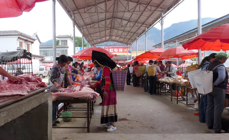 Chine. Yunnan .SHA XI et environs proches 1 - P1240721.JPG