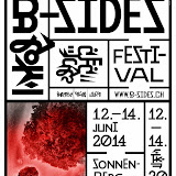 B-Sides Festival 2014 - Grafik