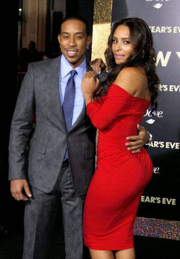 ludacris wife shakin that ass for him and social media
