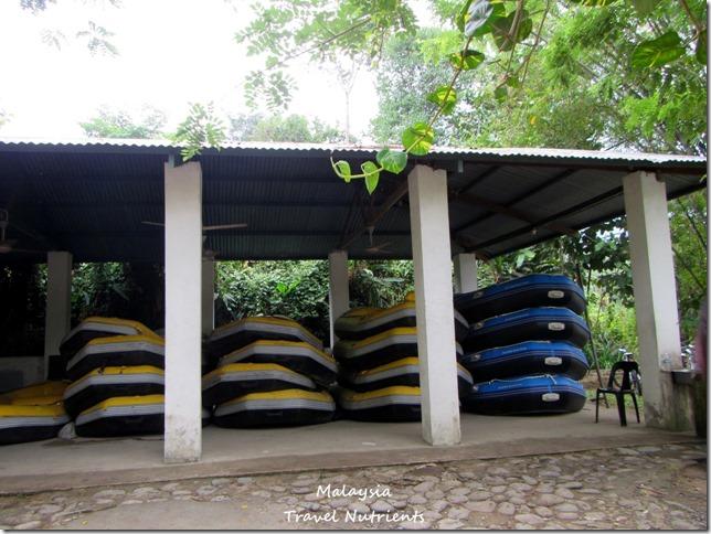 馬來西亞沙巴 九如河泛舟 溜索 (2)
