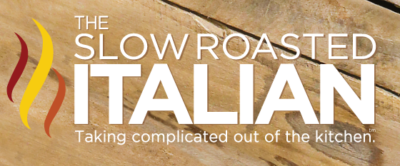 The Slow Roasted Italian Mobile Logo