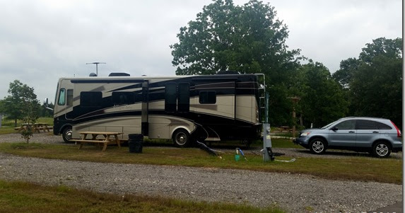 On The Road Of Retirement Rv Haven Park College Station