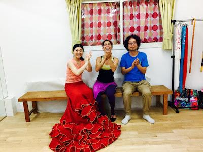 2016/06/26 Yolanda Heredia クルシージョ en 佐賀