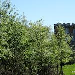 Château de Baville : tour Gabrielle