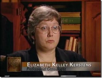 Elizabeth Kelley Kerstens