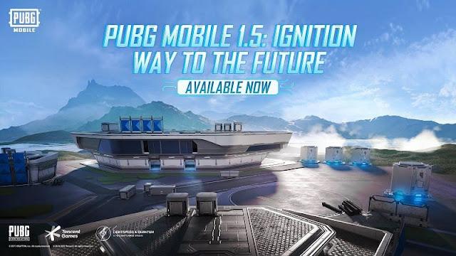 Android kullanıcıları için PUBG Mobile 1.5 güncelleme global sürüm APK indirme bağlantısı