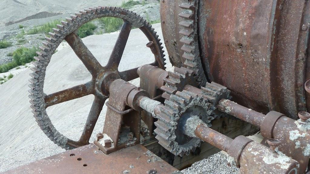 rock crusher detail