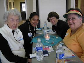 June, Anita, Kathy, Jody