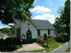 St Mary's Episcopal Church in West Jefferson NC