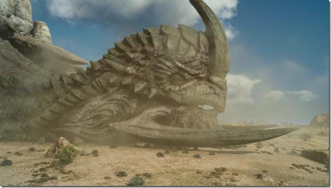 Final Fantasy XV ? So töten Sie Adamantoise, die Riesenschildkröte (Guide)