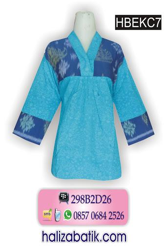 desain baju batik, busana batik wanita, baju batik online