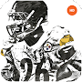 Leveon Bell Wallpapers HD NFL APK icon