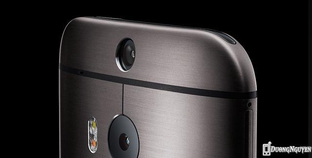 Và trên HTC One M8