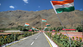 Vijay Path, Kargil War Memorial