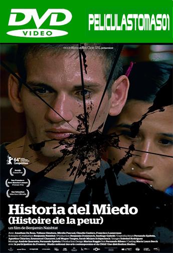 Historia del miedo (2014) DVDRip