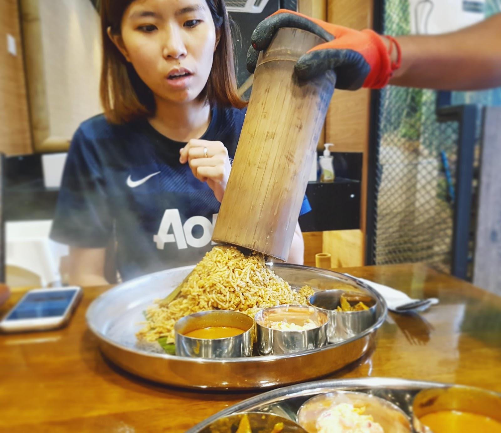 bamboo biryani  u0026quot taste  u0026 see u0026quot  ardence labs setia alam