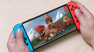 The Nintendo Switch OLED has an additional manufacturing cost of only 8 euros