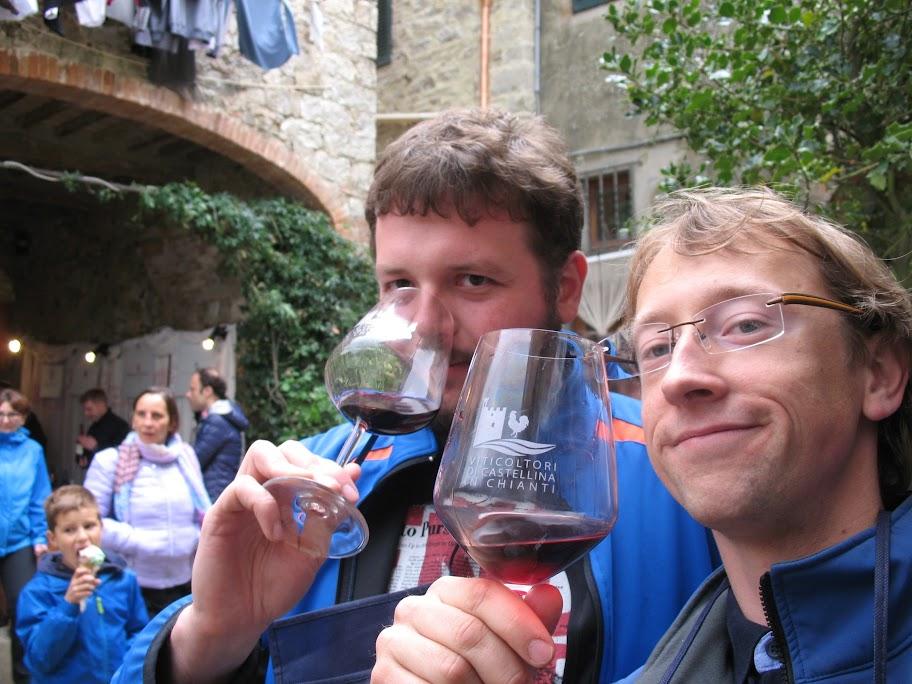 Jak pojechać na festiwal wina…