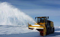 Turbine spazza neve