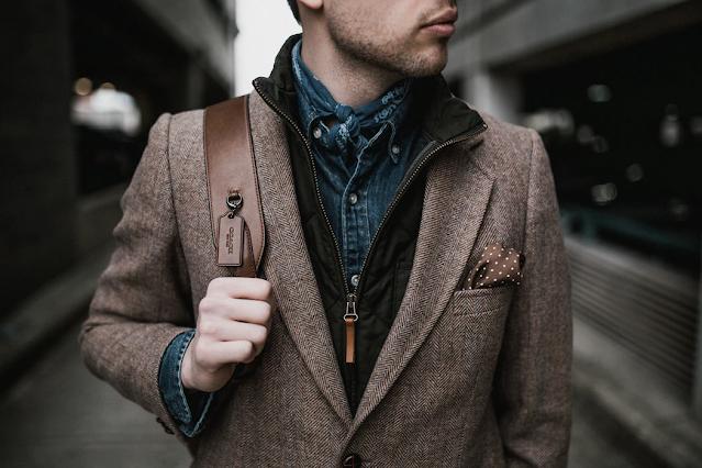 layer coat style