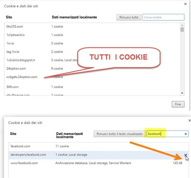 eliminare-cookie-chrome