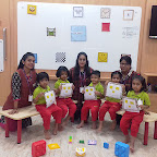 Square Day Celebration by Nursery Section (2018-19), Witty World, Goregaon East