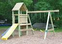 Sand Beach Playground