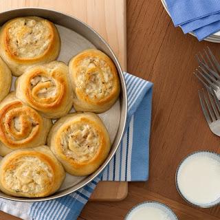 Ranch Chicken Rollup Bake