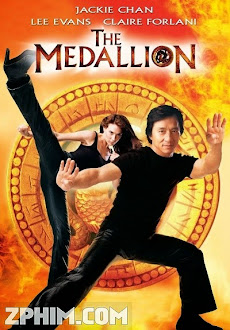 Huy Hiệu Rồng - The Medallion (2003) Poster