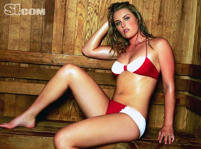 kalimaseks lindsey vonn ridiculously hott bikini pictures