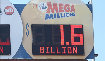1.6 Billion Lottery Winner