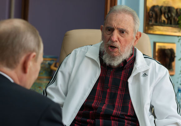 Fidel Castro slams Obama after trip to Havana