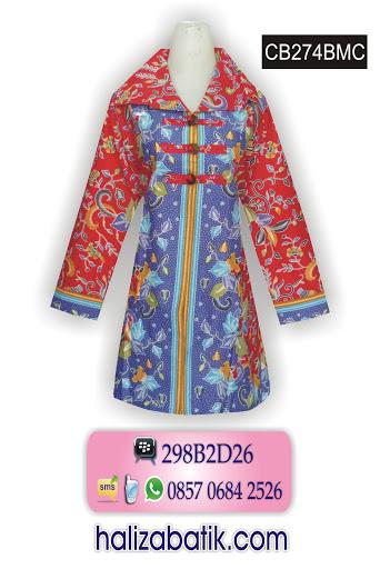 baju batik kerja, grosir baju, butik batik online