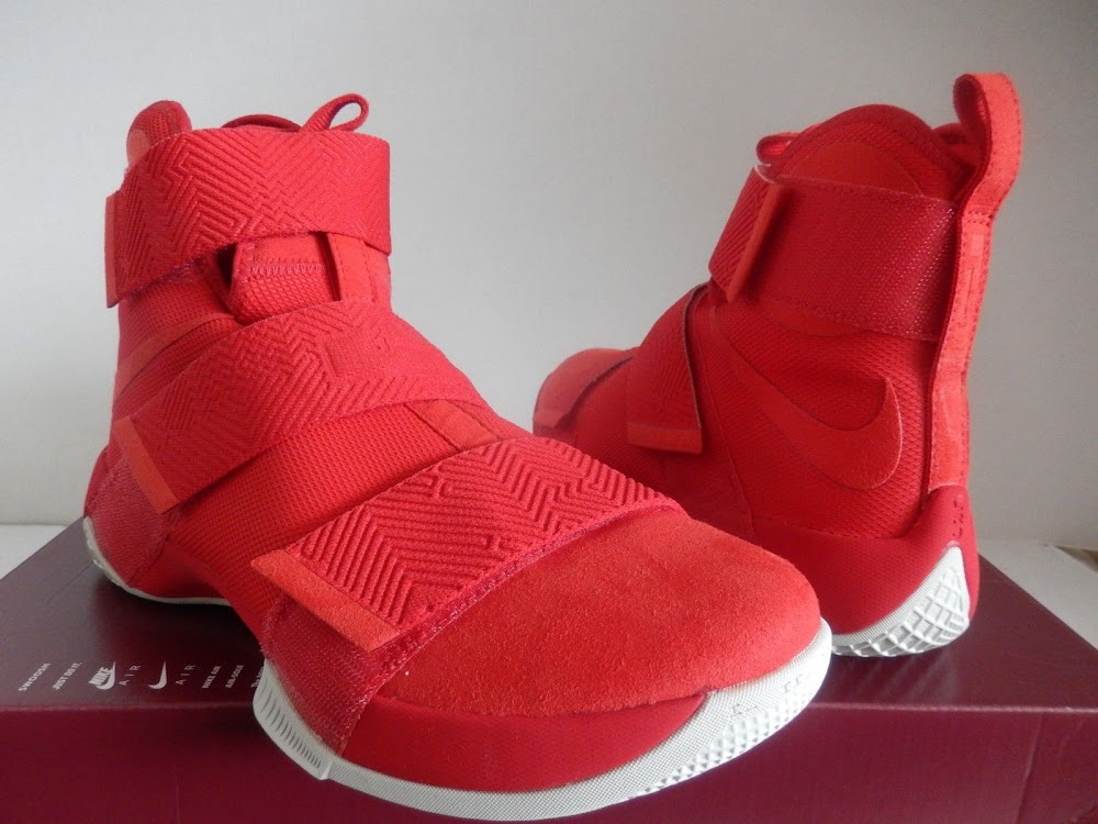 e3af0318ab8c7 ... This Red Nike LeBron Soldier 10 SFG Lux Was Phantom Released ...