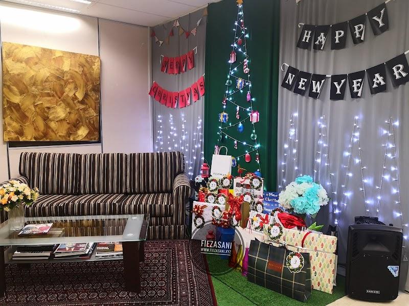 Dapat Hadiah Yang di Visualize Sempena Sambutan Krismas